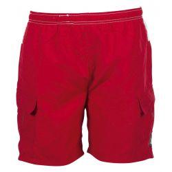 Short de sport polyester avec 2 poches latérales