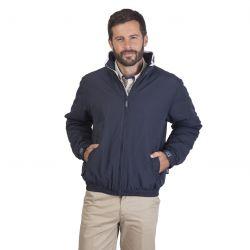 Blouson hiver sportswear léger et imperméable