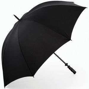 Grand parapluie style golf, poignée ergonomique