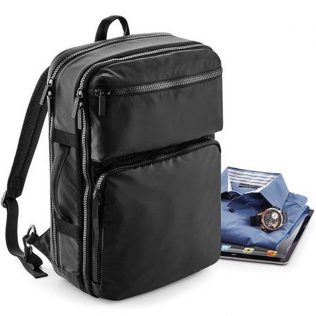 [PROMO] Sac à dos noir pour ordinateur en nylon, 19 litres