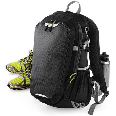 Sac à dos SLX randonnée, pour la marche, multi-poches, 20 litres