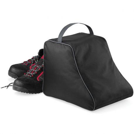 Sac à chaussures de randonnée, aération par maille filet, 14 litres