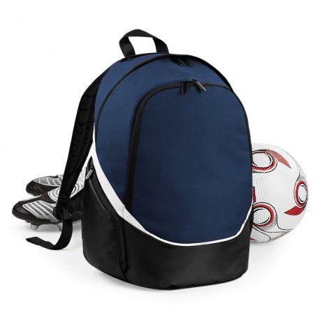 Sac à dos de sport, poche pour affaires mouillées ou ballon, 17 litres