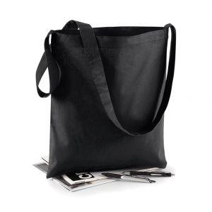 Tote bag en coton, sac shopping en bandoulière, 140 g/m²