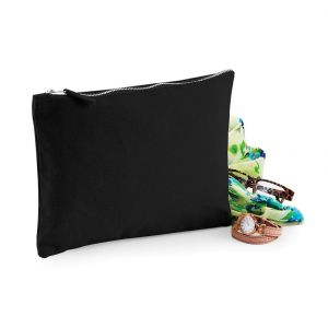Trousse multi-usages en coton canvas à personnaliser, 400 g/m²