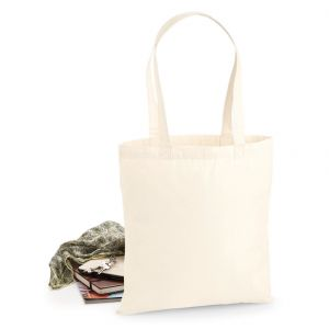 Sac shopping, tote bag premium de qualité en coton, 200 g/m²