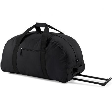 Grand sac de voyage à roulettes, poignée téléscopique, 105 litres
