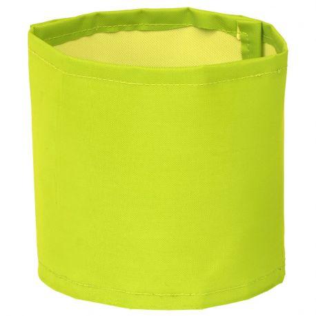 Brassard Hi-Vis waterproof et réglable par scratch à personnaliser