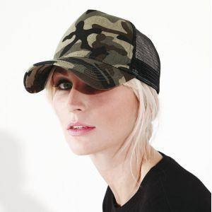 Casquette américaine camouflage militaire