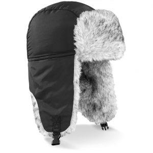 Chapka sherpa très chaude et doublée en fourrure synthétique