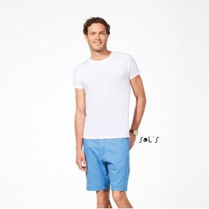 T-shirt homme col rond, pour la sublimation, 160 g/m²