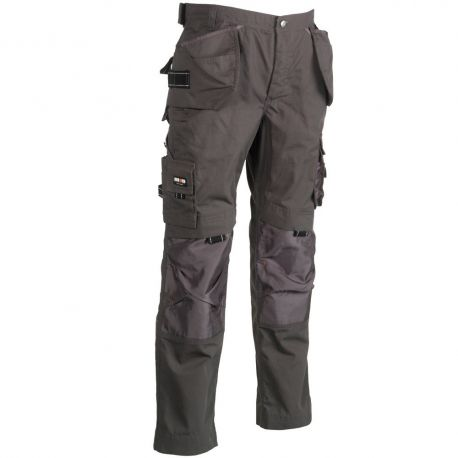 Pantalon de travail cordura multi-rangement robuste, 260 g/m²