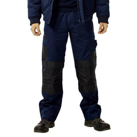 Pantalon de travail multi-rangement avec poches genouillère, 230 g/m²