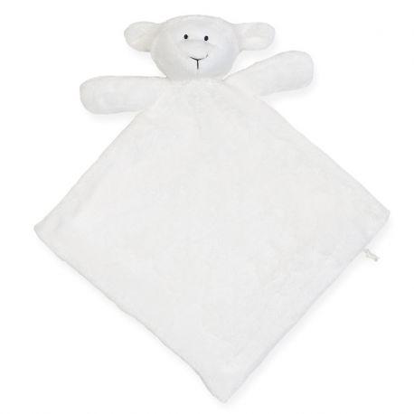 Doudou agneau pour bébé, conforme norme EN71