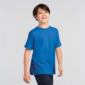 T-shirt enfant manches courtes, 100% coton, 180 g/m²