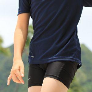 Short de sport enfant doux et léger à séchage rapide, 200 g/m²