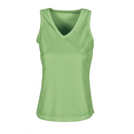 [PROMO] Débardeur respirant sport femme, polyester, 140 g/m²