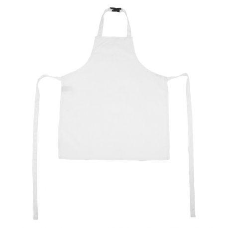 Tablier de cuisine enfant réglable avec un ruban sécurisé, 205 g/m²