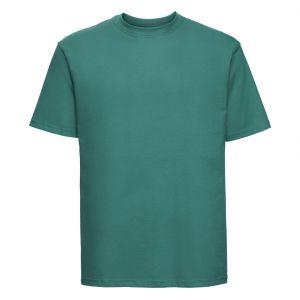 T-shirt enfant solide en coton ringspun, manches courtes, 180 g/m²