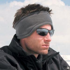 Bandeau chauffe-oreille polaire extrêmement chaud
