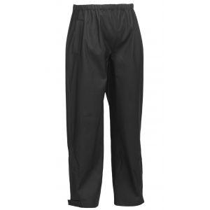 Pantalon de pluie imperméable et coupe-vent élastiqué, 345 g/m²
