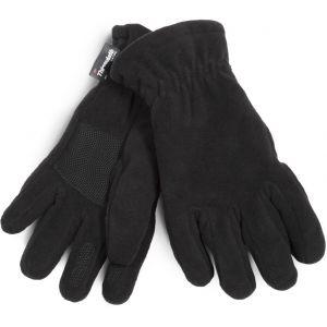 Gants Thinsulate™ en polaire, avec paume renforcée, 100% polyester