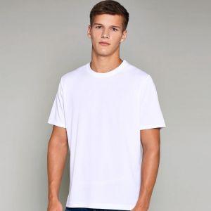 T-shirt col rond pour impression en sublimation thermique, 150 g/m²