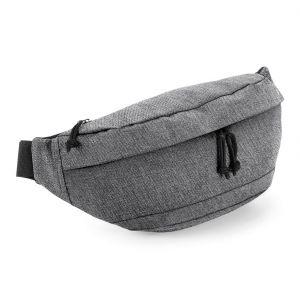 Grand sac banane spacieux avec poches zippées