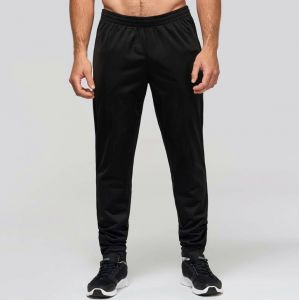 Pantalon de survêtement adulte, 2 poches zippées, 210 g/m²