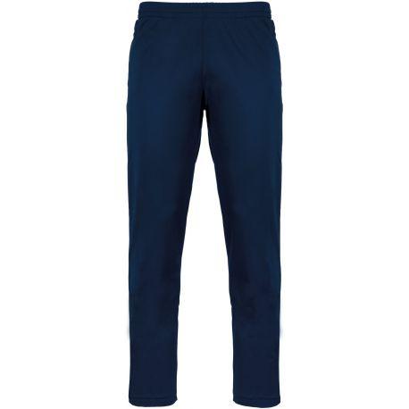 Pantalon de survêtement enfant, 2 poches zippées, 210 g/m²