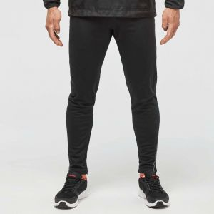 Pantalon d'entraînement pour adulte, ceinture et bas zippés, 200 g/m²
