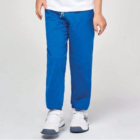 Pantalon de jogging enfant en coton léger et souple, 190 g/m²