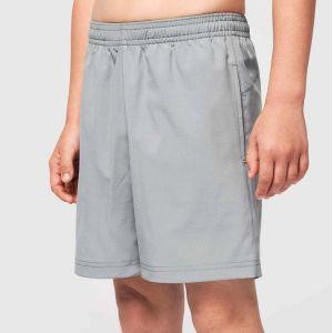 Short de sport enfant souple et confortable, 120 g/m²