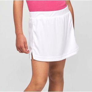 Jupe de tennis enfant, sous-short avec 2 poches pour les balles