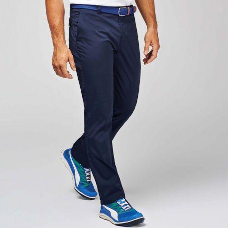 Pantalon multisports homme souple, confortable et déperlant