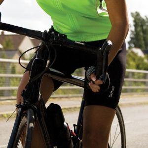 Short de vélo femme doux, léger et extensible à séchage rapide