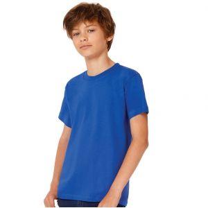 T-shirt enfant coton épais ringspun, manches courtes, 185 g/m²