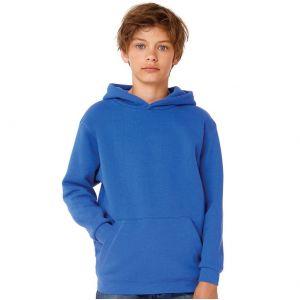 Sweat hoodie enfant bien coupé idéal pour les impressions, 280 g/m²