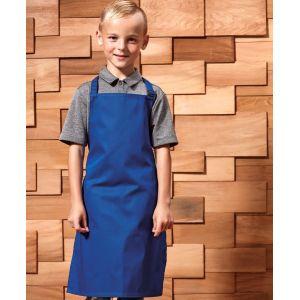 Tablier de cuisine enfant pas cher, boucle de sécurité, 195 g/m²