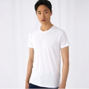 T-shirt homme sublimable moderne et doux de haute qualité, 140 g/m²