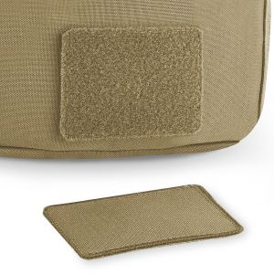 Patch décoratif à scratch utilisable sur tous les sacs MOLLE