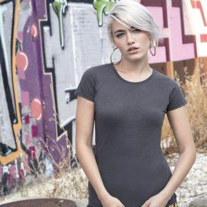 T-shirt femme Sofspun innovant et super-doux en coton, 165 g/m²