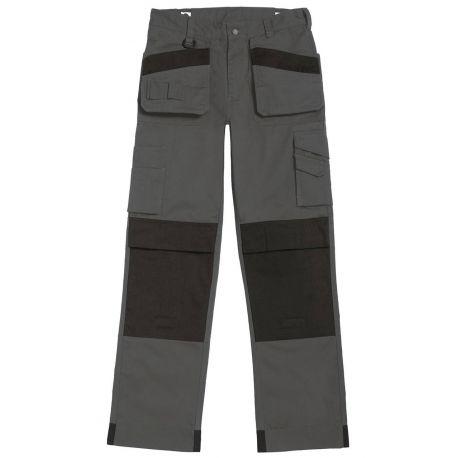 Pantalon de travail multi-poches Performance lavable à 60°C, 245 g/m²