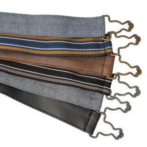 Bretelles de tablier TCPR129 interchangeables croisées dans le dos