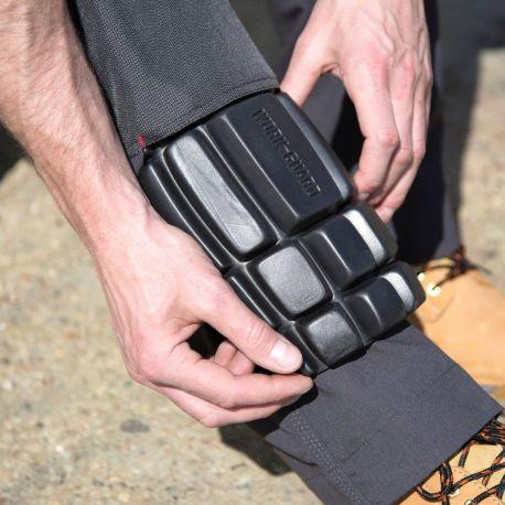 Genouillère, protection des genoux résistante et flexible, mousse EVA