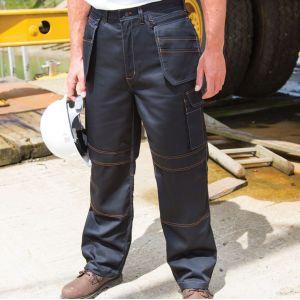Pantalon de travail léger, respirant, coupe-vent et résistant à l'eau