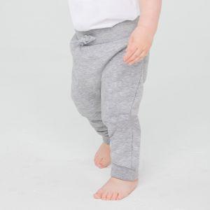 Pantalon de jogging bébé molletoné, 280 g/m²