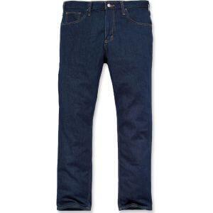 Jeans de travail CARHARTT coupe cintrée 5 poches