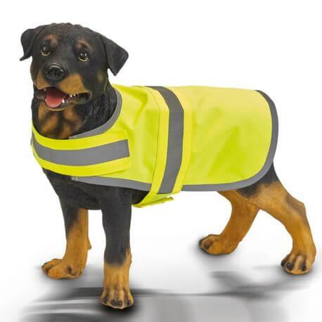 Gilet réfléchissant pour la sécurité et la visibilité de votre chien