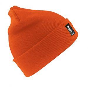 Bonnet couvrant double épaisseur, isolation Thinsulate